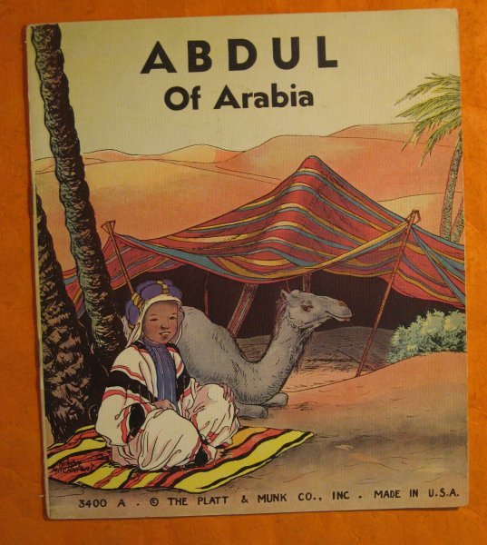 Image for Abdul of Arabia