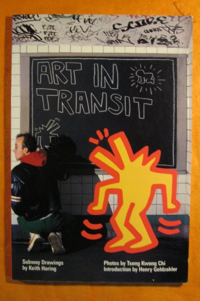 Image for Art in Transit: Subway Drawings By Keith Haring