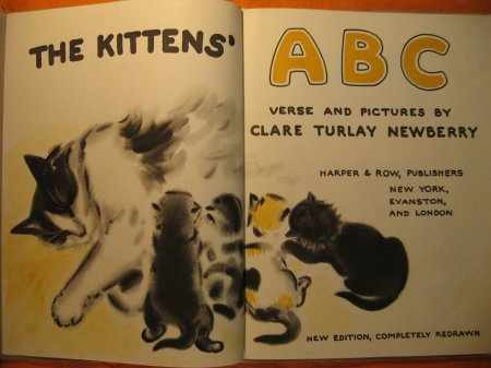 Image for The Kittens' ABC