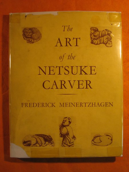 Image for Art of the Netsuke Carver, the