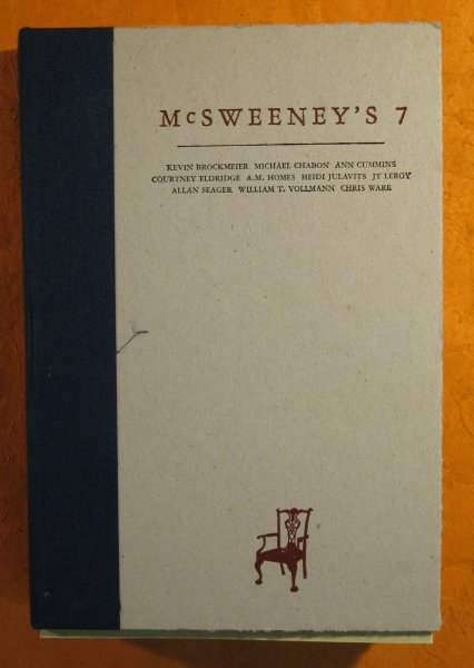 Image for McSweeney's, No. 7