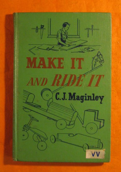 Image for Make It and Ride It