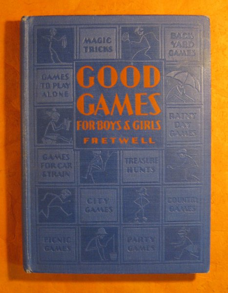 Image for Good Games for Boys & Girls