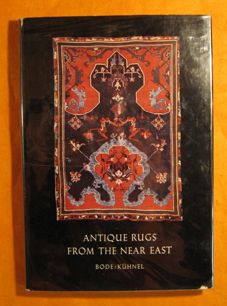 Image for Antique Rugs from the Near East