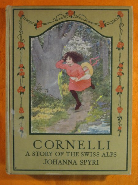 Image for Cornelli:  A Story of the Swiss Alps