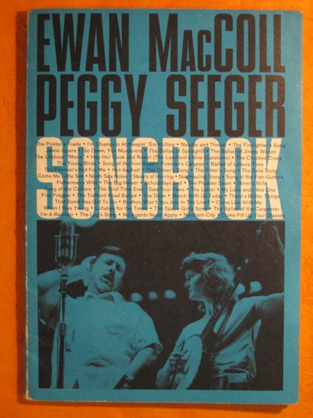 Image for Ewan MacColl -- Peggy Seeger Songbook