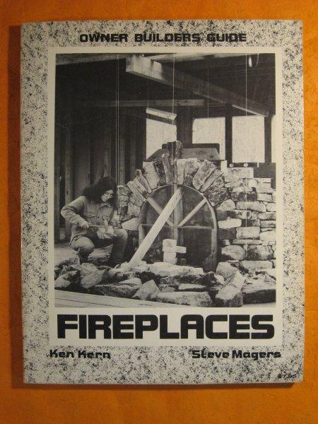 Image for Fireplaces - Owner Builders Guide