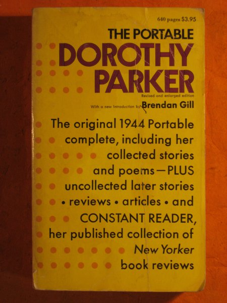 Image for The Portable Dorothy Parker