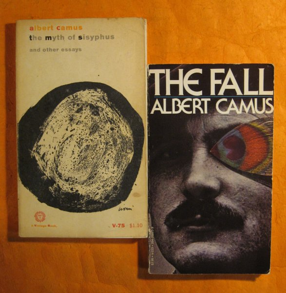 Narrative Essay Sample Papers Image For Two Books By Camus The Myth Of Sisyphus And The Fall Macbeth Essay Thesis also Essay On Paper Two Books By Camus The Myth Of Sisyphus And The Fall Essay On Health