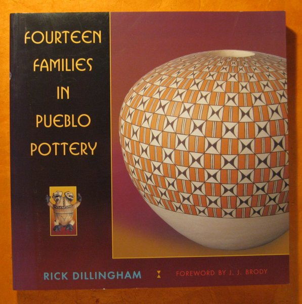 Image for Fourteen Families in Pueblo Pottery
