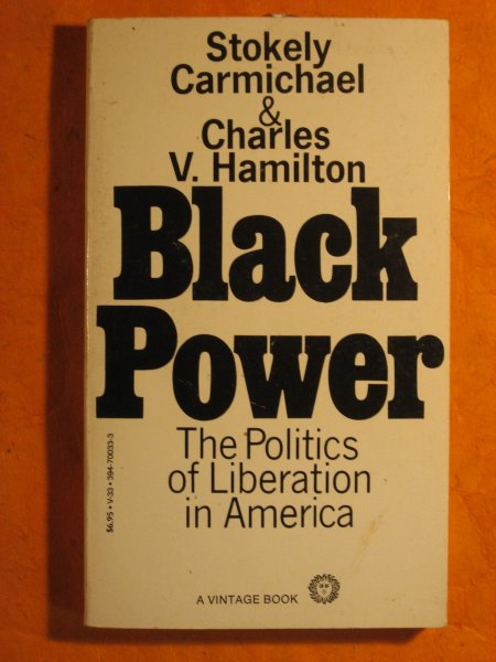 Image for Black Power : The Politics of Liberation in America.