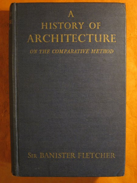 Image for A History of Architecture on the Comparative Method