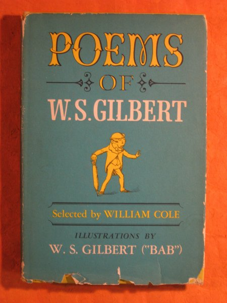 Image for Poems of W.S. Gilbert