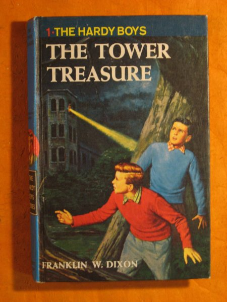 Image for The Tower Treasure (Hardy Boys Mystery Stories)