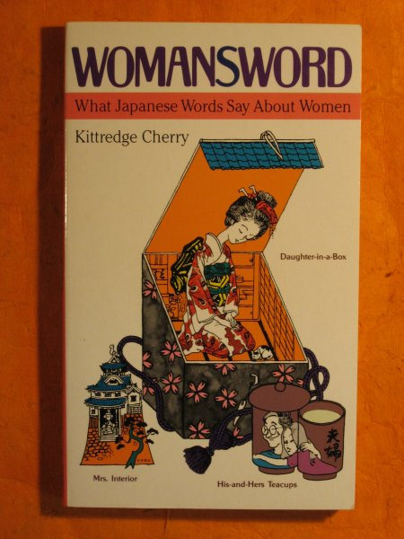 Image for Womansword: What Japanese Words Say About Women