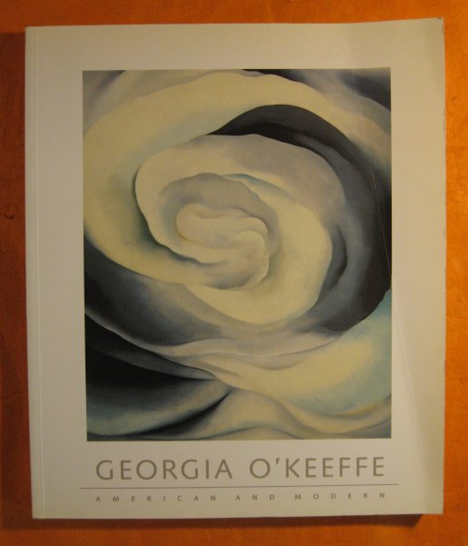 Image for Georgia O'Keeffe: American and Modern