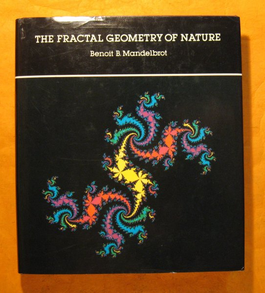 Image for The Fractal Geometry of Nature