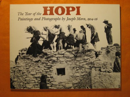 Image for The Year of the Hopi: Paintings and Photographs by Joseph Mora, 1904-06