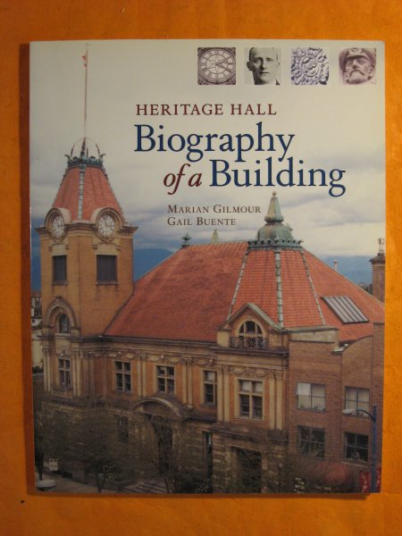 Image for Heritage Hall: Biography of a Building