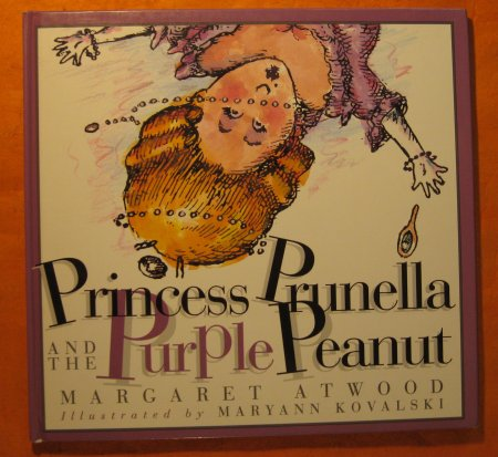 Image for Princess Prunella and the Purple Peanut