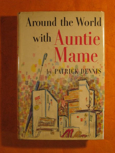 Image for Around the World with Auntie Mame