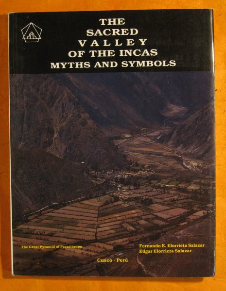 Image for The Sacred Valley of the Incas; Myths and Symbols