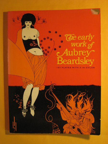 Image for The Early Work of Aubrey Beardsley