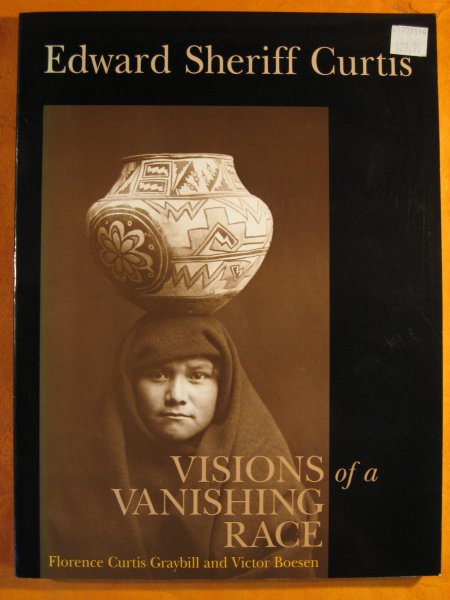 Image for Edward Sheriff Curtis: Visions of a Vanishing Race
