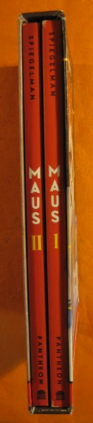 Image for Maus : A Survivor's Tale. I. My Father Bleeds History. II. And Here My Troubles Began [Boxed Set]