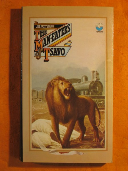 Image for The Man-Eaters of Tsavo