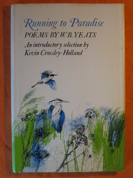 Image for Running to Paradise:  Poems By W.B. Yeats