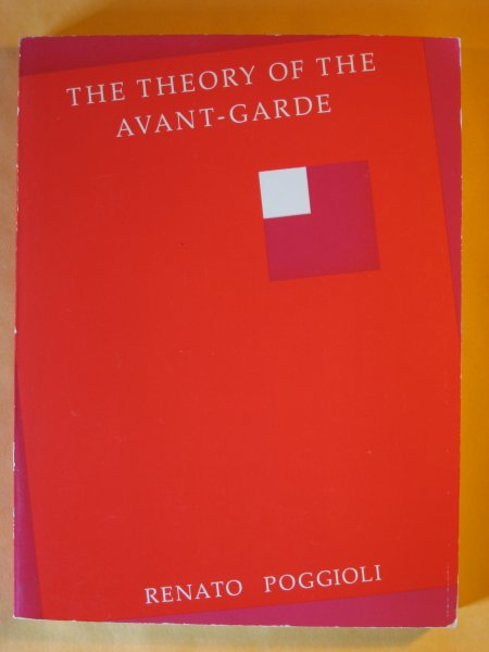 Image for The Theory of the Avant-Garde
