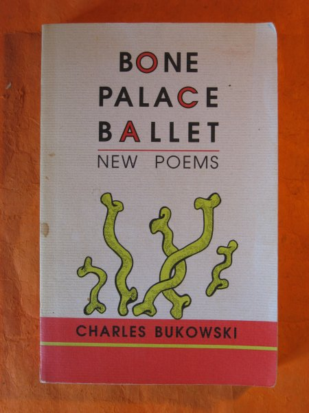 Image for Bone Palace Ballet:  New Poems