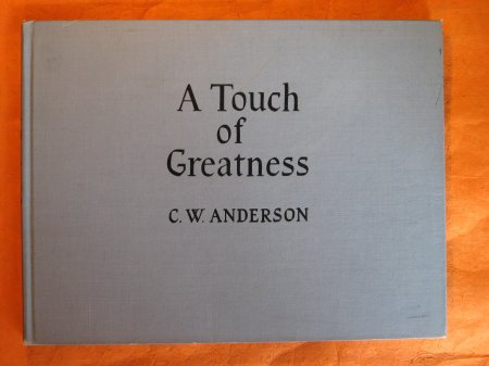 Image for A Touch of Greatness