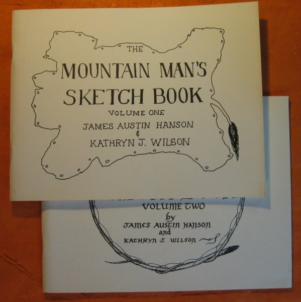 Image for The Mountain Man's Sketch Book:  Volume One and Volume Two (Two Volume Set)