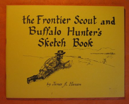 Image for The Frontier Scout & Buffalo Hunter's Sketchbook