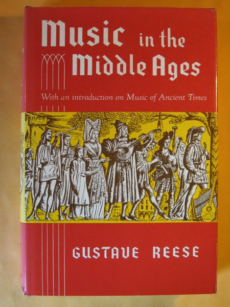 Image for Music in the Middle Ages: With an Introduction on the Music of Ancient Times