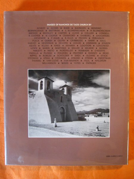 Image for Spirit and Vision: Images of Ranchos De Taos Church : Essays