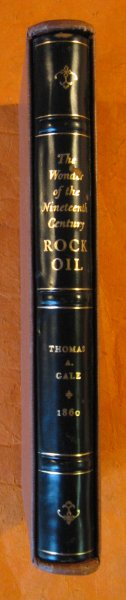 Image for The Wonder of the Nineteenth Century Rock Oil