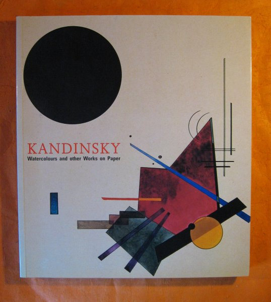 Image for Kandinsky: Watercolours and other works on paper
