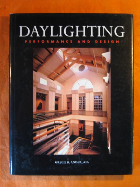 Image for Daylighting Performance and Design
