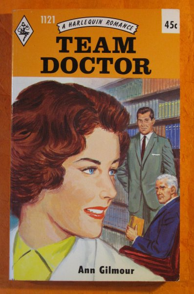 Image for Team Doctor (A Harlequin Romance #1121)