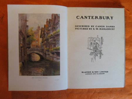 Image for Canterbury (Beautiful England Series)