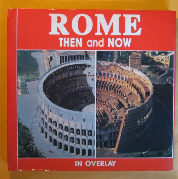 Image for Rome Then and Now