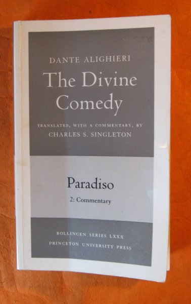 Image for The Divine Comedy, Paradiso, 2: Commentary