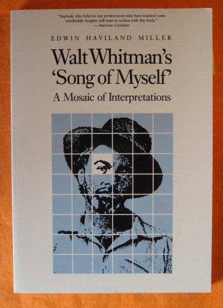 "Image for Walt Whitman's ""Song of Myself"": A Mosaic of Interpretations (Iowa Whitman Series)"