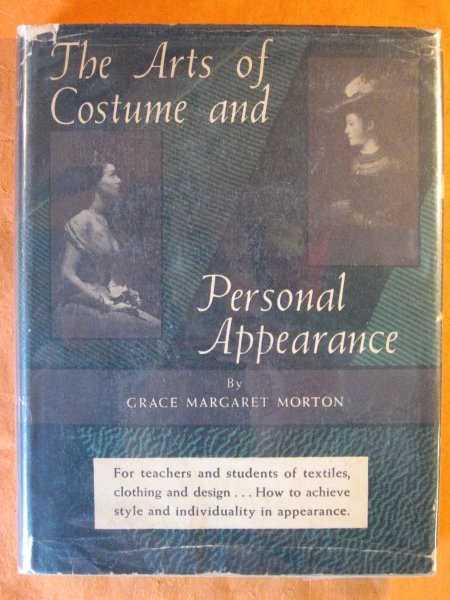 Image for The Arts of Costume and Personal Appearance