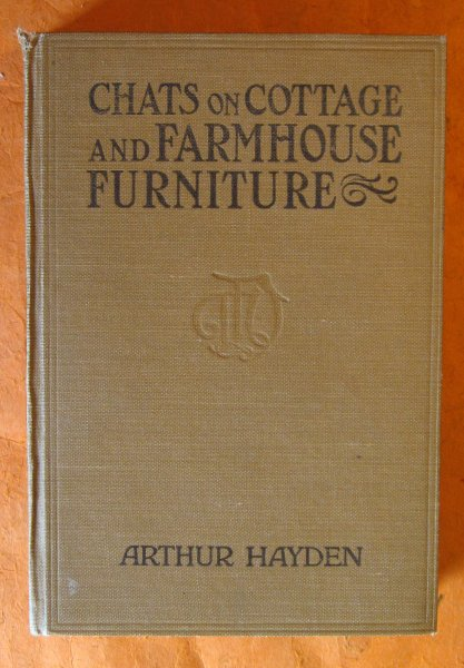 Image for Chats on Cottage and Farmhouse Furniture