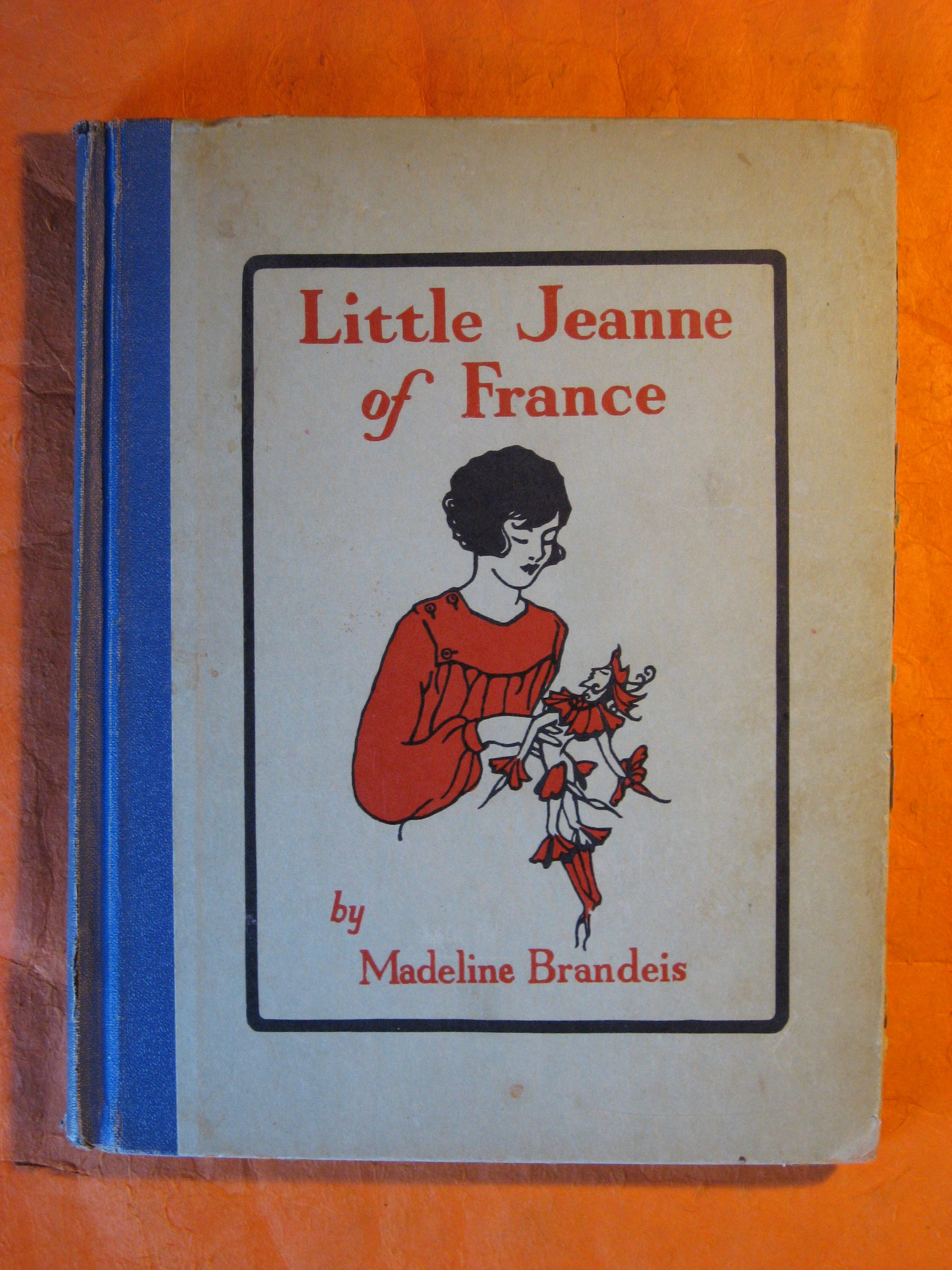 Image for Little Jeanne of France (The Children of America Stories)