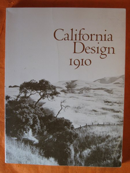 Image for California Design 1910